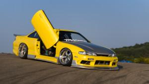 Origin Lab Racing Line Full Body Kit - Zenki (95-96 S14)
