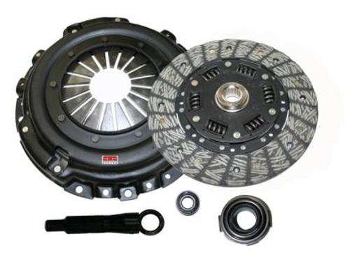 Comp Clutch 07-10 350z/370z VQ35HR / VQ37HR Stage 2 - Steelback Brass Plus Clutch Kit