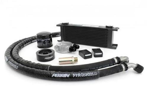 Perrin 13 Subaru BRZ / 13 Scion FR-S Oil Cooler Kit