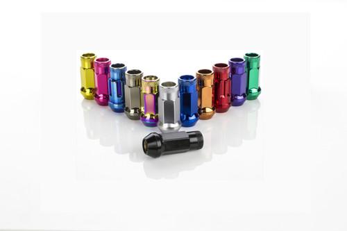 Muteki SR48 Lug Nuts - M12 x 1.25