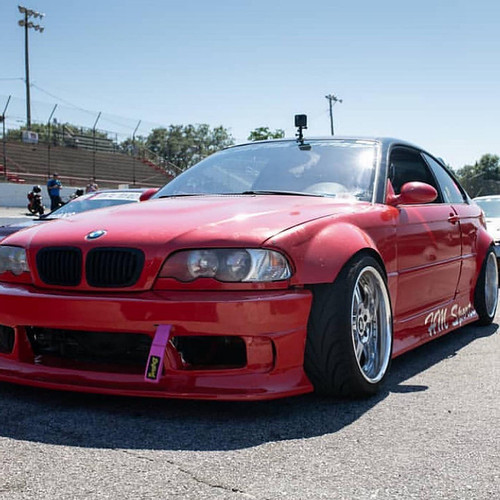 Big Duck Club E46 Coupe Overfenders (+60mm)