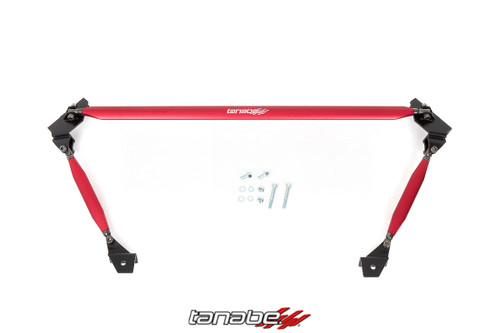 TANABE FRONT STRUT TOWER BAR: 2020–2021 TOYOTA GR SUPRA