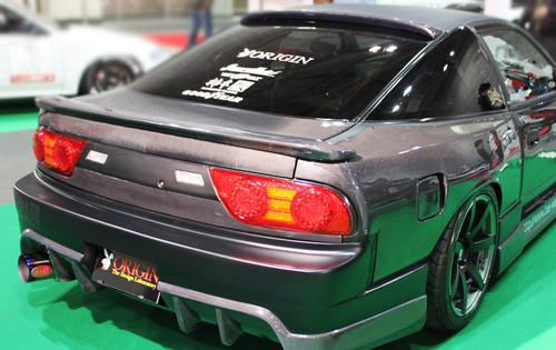 Origin Lab FRP Type 2 Hatch Spoiler Nissan 240SX S13 Hatchback 89-94