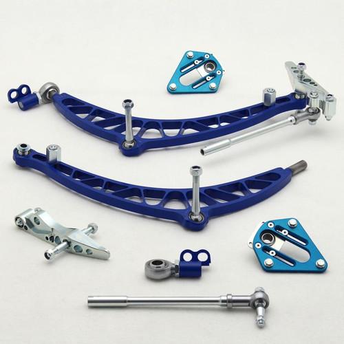 Wisefab BMW E36 Front Drift Angle Lock Kit *FREE SHIPPING*