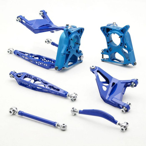 Wisefab Toyota GT86 Rear Suspension Drop Knuckle Kit *FREE SHIPPING*