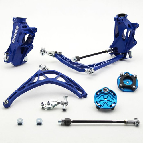 Wisefab Toyota Supra A90 Front Drift Angle Lock Kit *FREE SHIPPING*