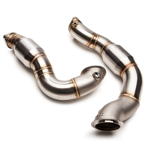 Cobb Tuning BMW N54 Catted Downpipe