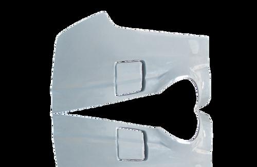 Origin Lab AE86 Hatchback Rear Fenders - Type 2 (40mm)
