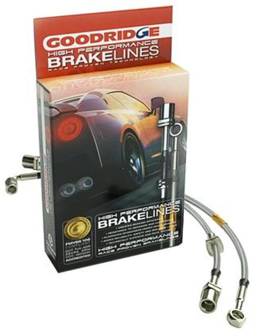Goodridge 2/94-6/96 Nissan 240SX Brake Lines