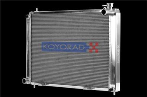 Koyo 03-06 Nissan 350Z VQ35DE MT Cross Flow Radiator