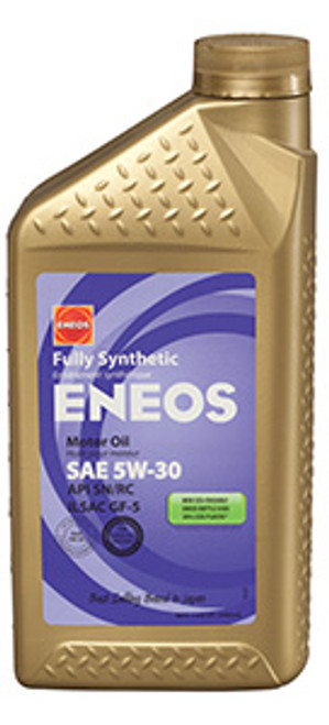 ENEOS High Performance Fully Synthetic Motor Oil