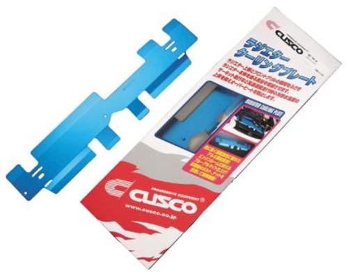 Cusco Radiator Cooling Plate Z33 350z *Blue*