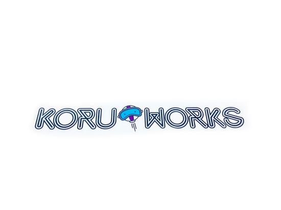 KoruWorks Long Daddy Sticker
