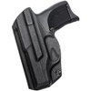 Ruger LC9/LC9s/LC9sPro - Profile IWB Holster - Right Hand