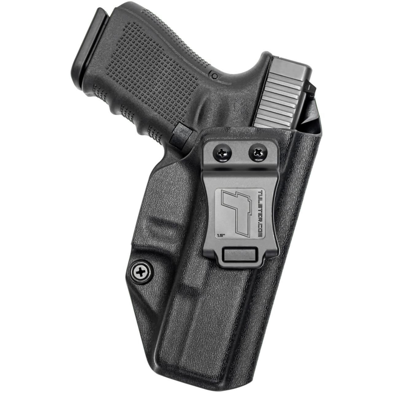 Glock 19/19X/23/25/32/44/45 - Profile IWB Holster - Right Hand