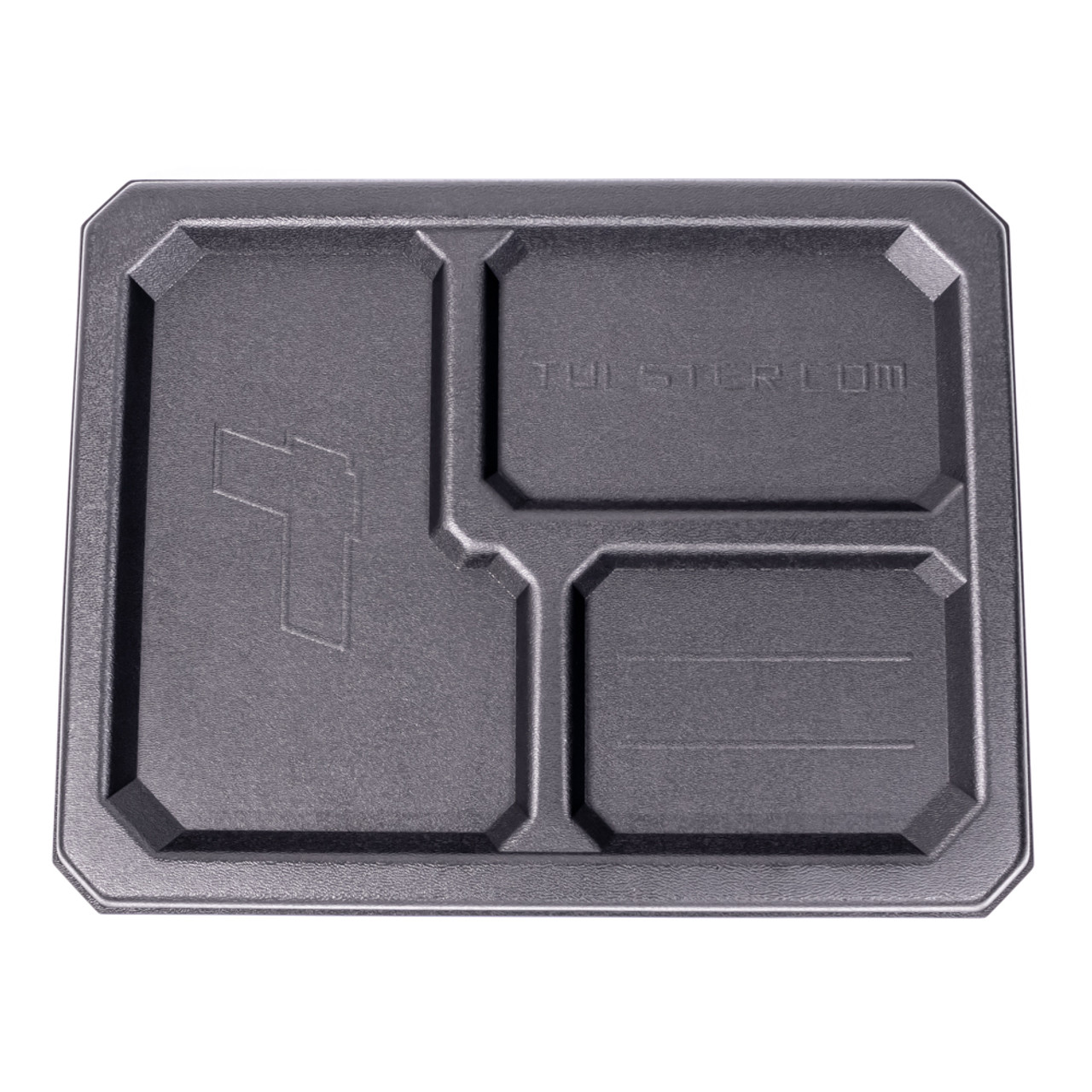 The Delta Tray - Black, Large