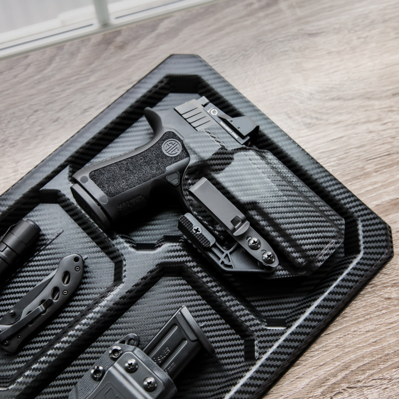 Springfield Armory Hellcat - OATH IWB Holster