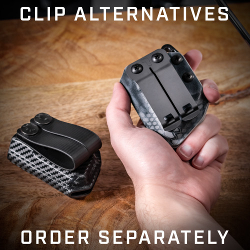 Universal .45ACP Double Stack Mag Carrier - Echo Carrier