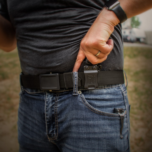Universal .45ACP Double Stack Mag Carrier - Echo Carrier - Ambidextrous