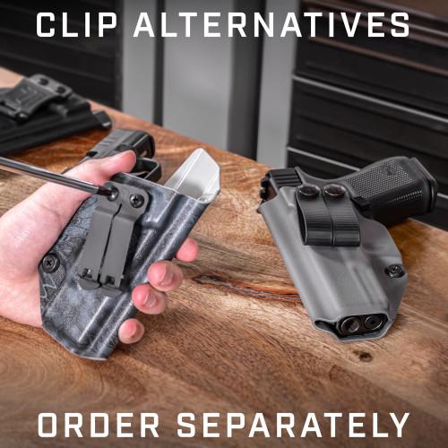 Glock 43/43X - Profile IWB Holster - Left Hand