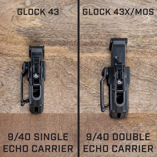 Glock 43/43X/MOS - Profile IWB Holster - Left Hand