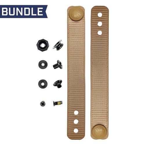 Bundle: Coyote Brown Soft Loop Hardware Pack - Profile/Echo Series