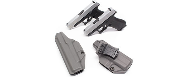 The Perfect Fit - Glock G43X / G48 Slimline Series - Tulster