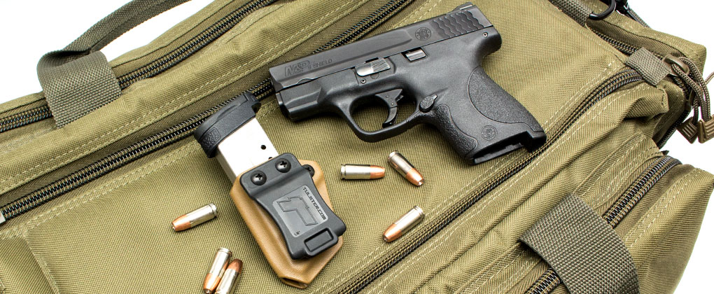 M&P Shield 9/40 Echo Mag Carrier