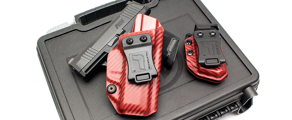 Carry every day of the year with the Sig Sauer P365.