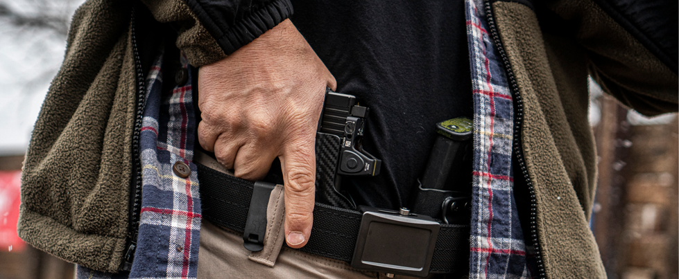 Should You Open Carry? The Good, The Bad, & The Ugly