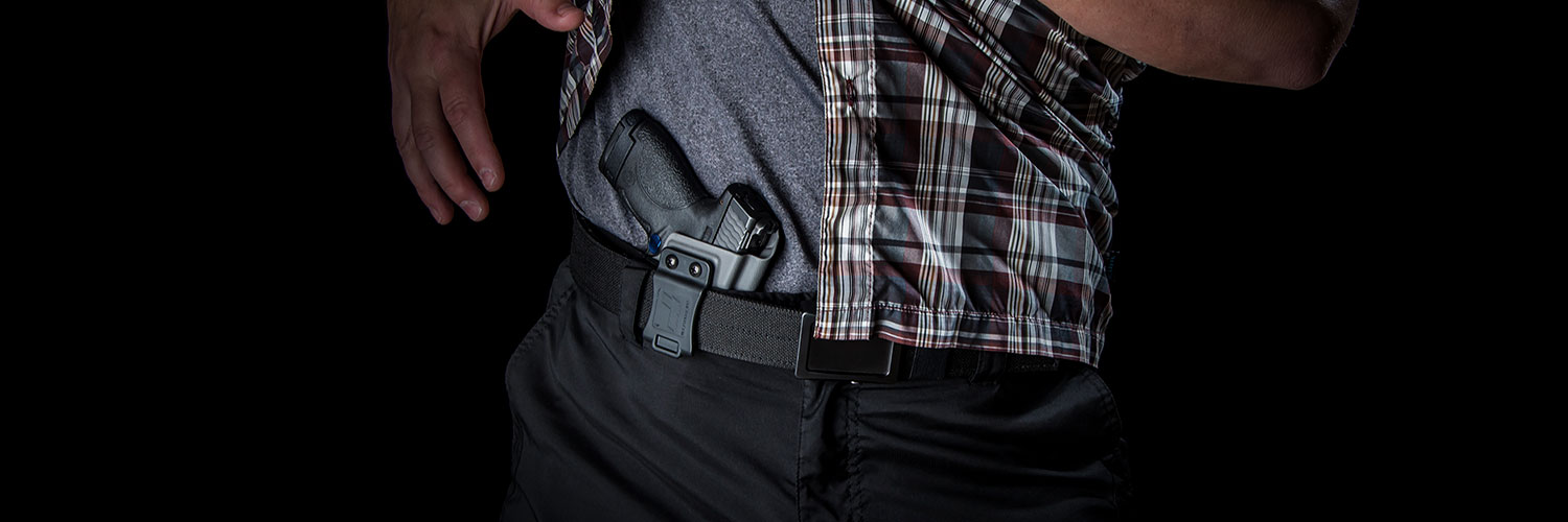 Concealed carry holsters designed around all day comfort