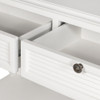 Hamptons Shutter Console White by Maison Living