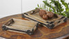 Fadia Trays S/3 - by Uttermost