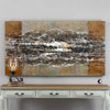 Frantic Hand Painted Canvas - by Uttermost