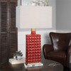 Alimos Table Lamp - by Uttermost