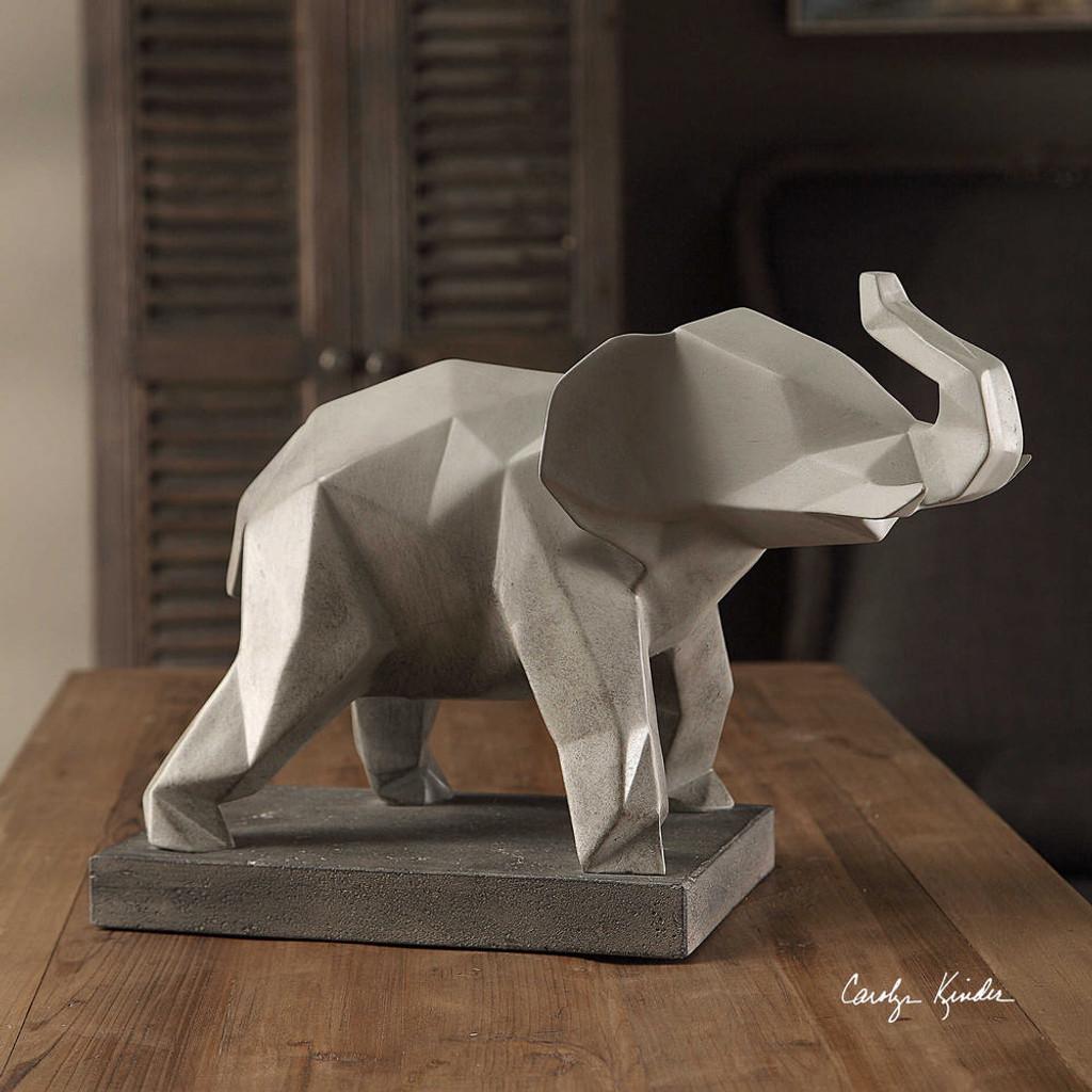 Duke Sculpture by Uttermost