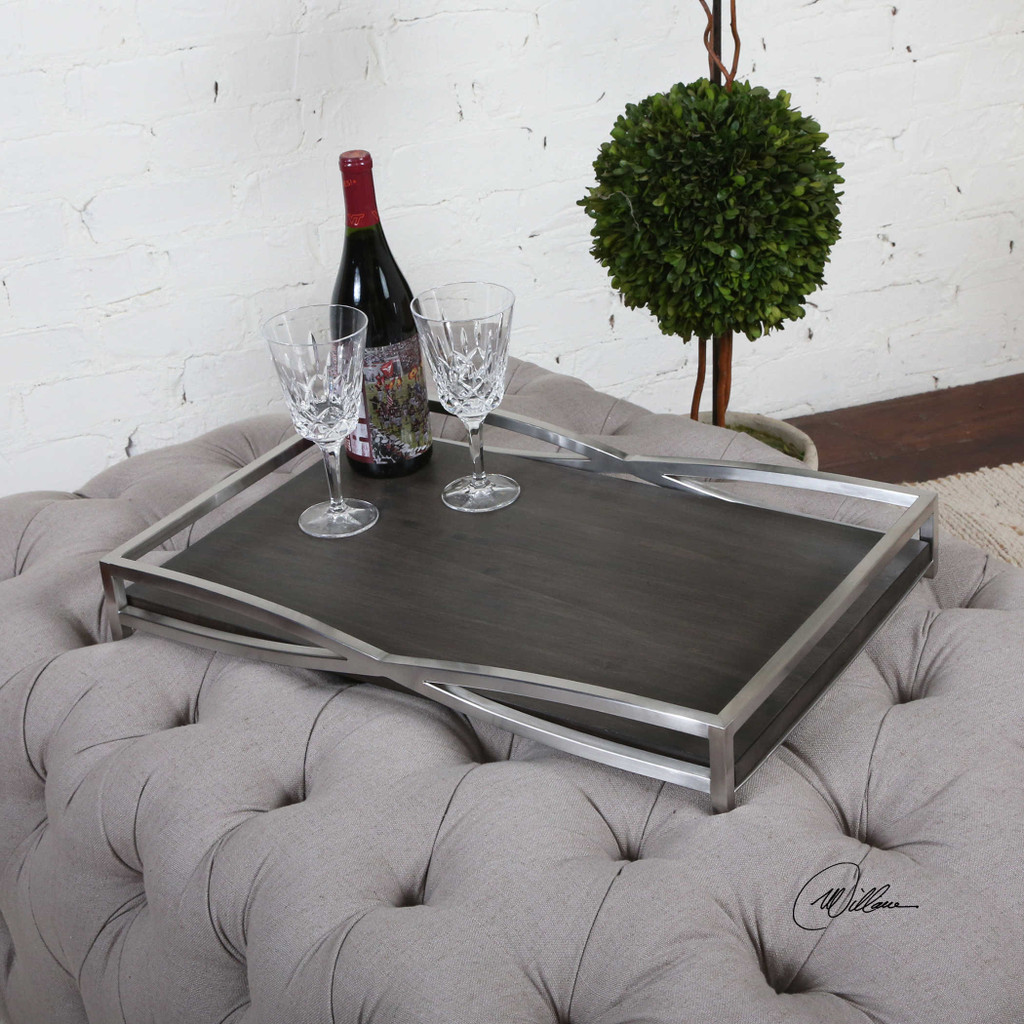 Hima Tray by Uttermost