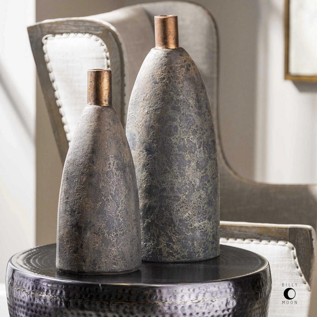 Kasen Vases S/2 by Uttermost