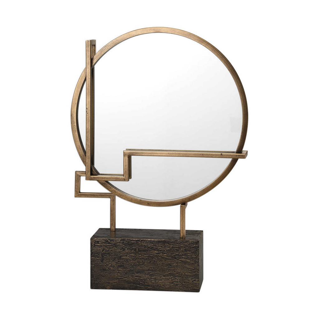 Della Tabletop Mirror by Uttermost