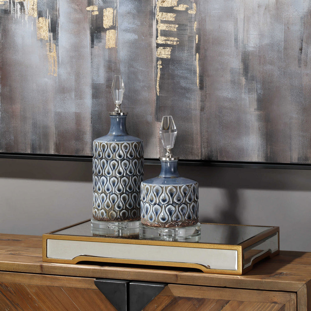 Carly Tray by Uttermost
