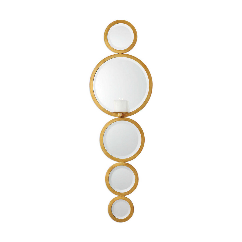 Hailey Candle Sconce by Uttermost
