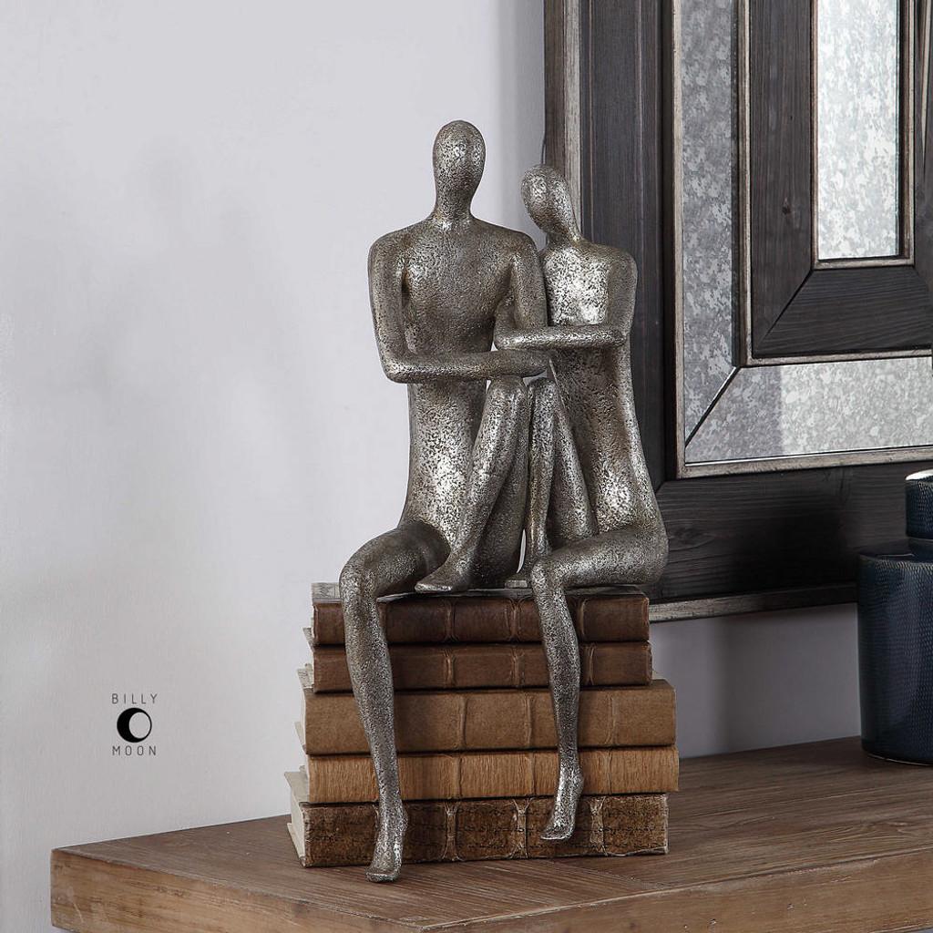 Courtship Figurine by Uttermost