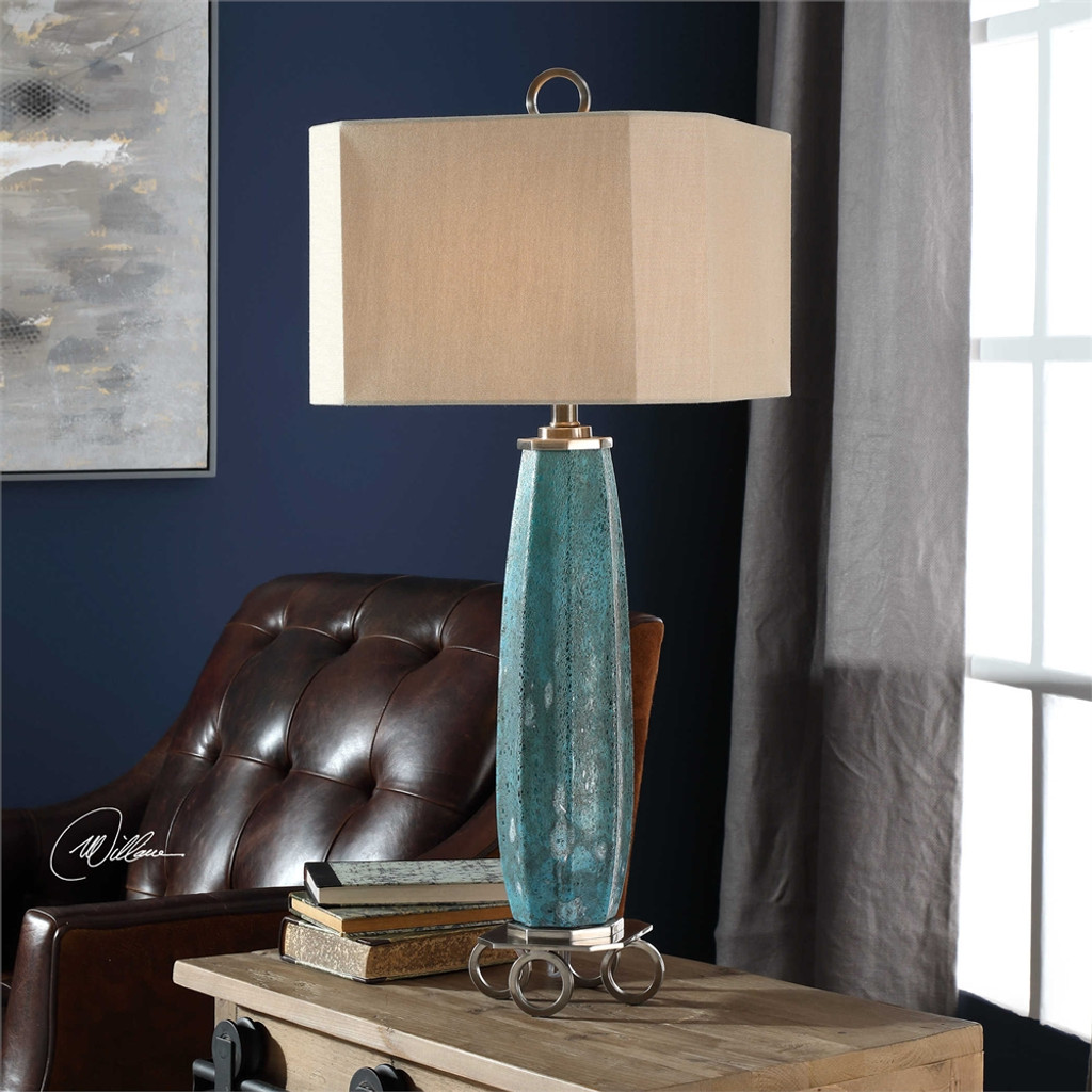 Cabella Table Lamp - by Uttermost