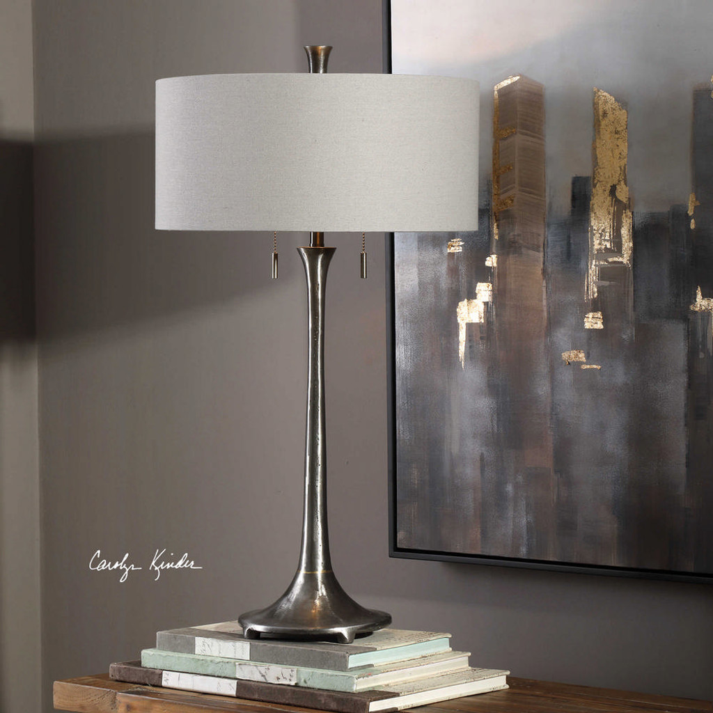 Aliso Table Lamp by Uttermost