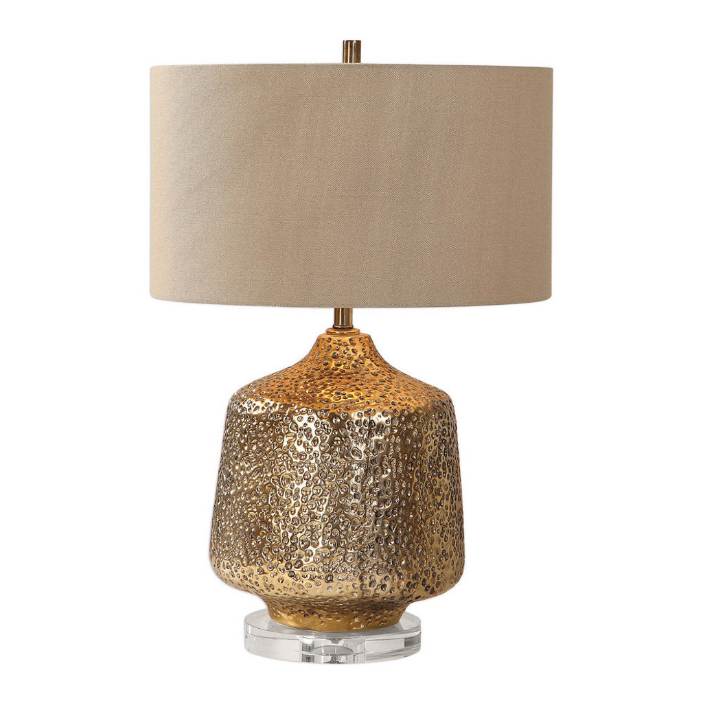 Galaxia Table Lamp by Uttermost