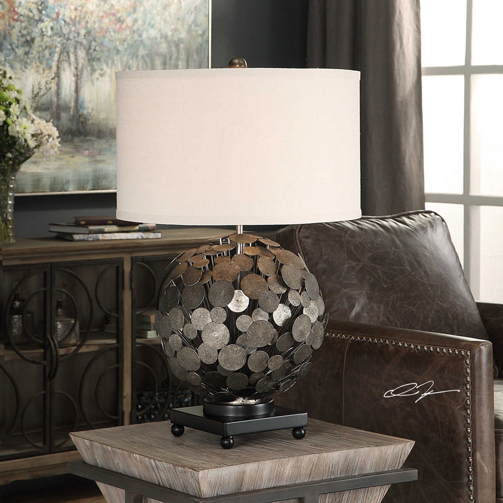 Callisto Table Lamp by Uttermost