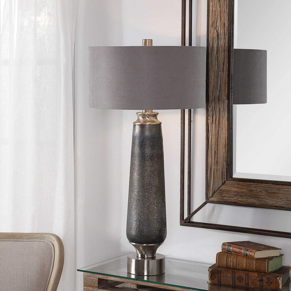 Lolita Modern Table Lamp by Uttermost
