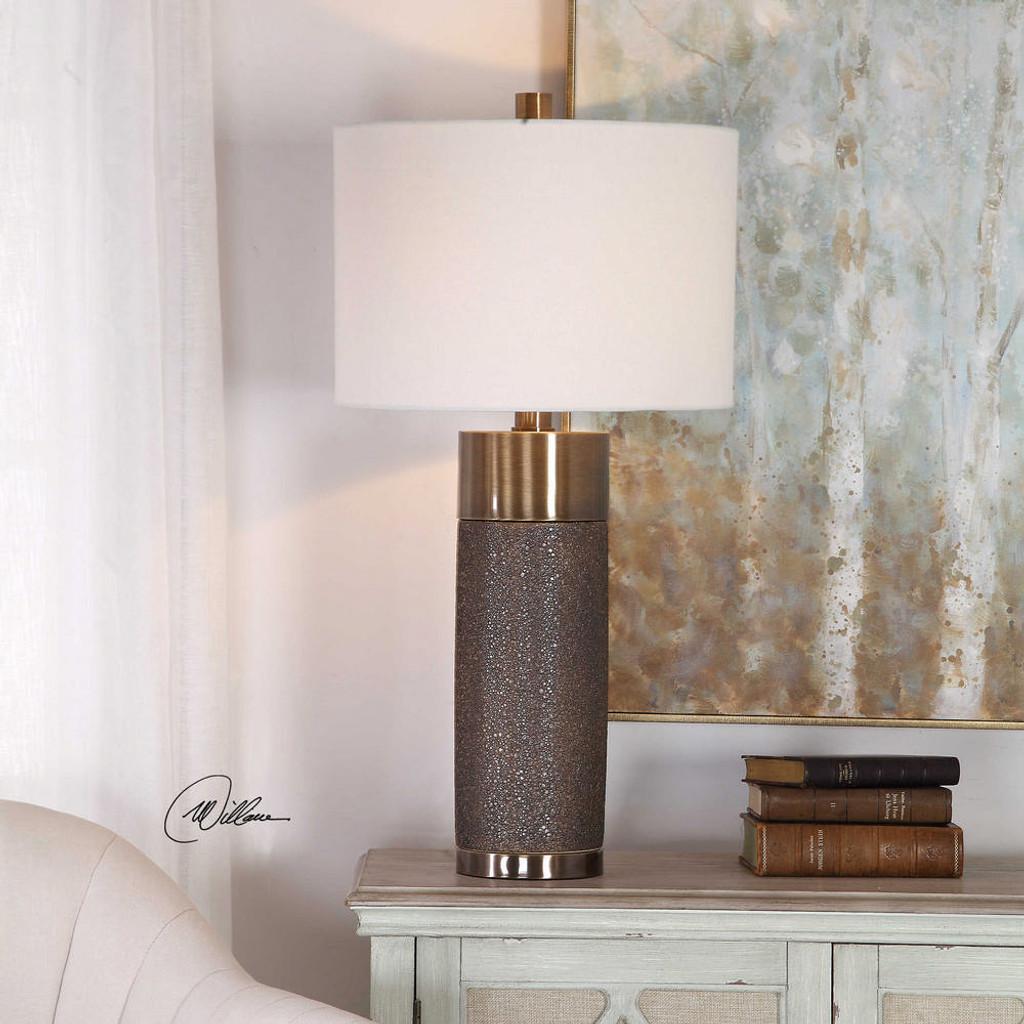 Brannock Table Lamp by Uttermost