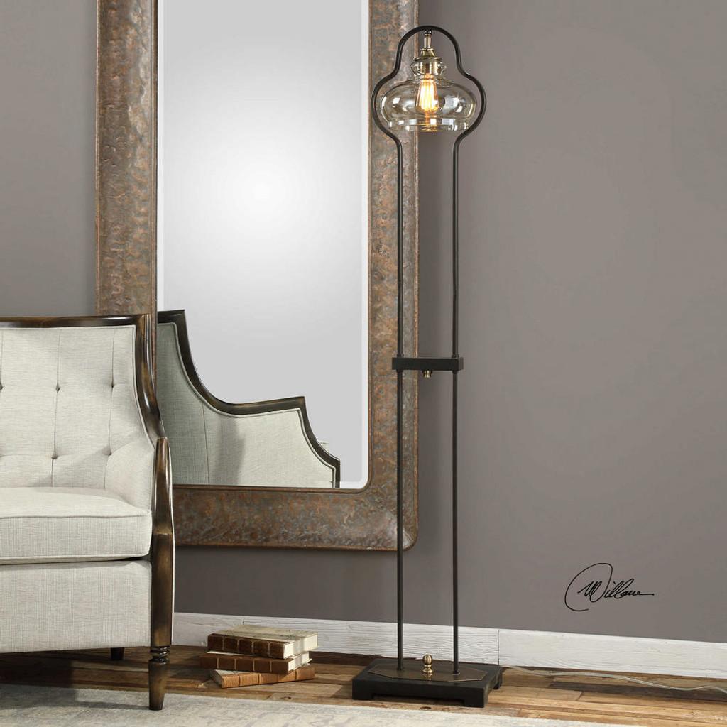 Cotulla Floor Lamp by Uttermost