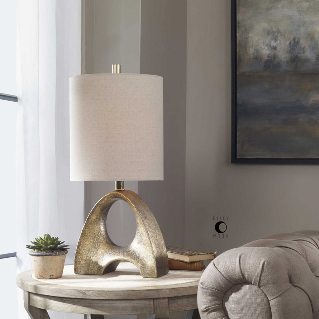 Ladler Accent Lamp by Uttermost
